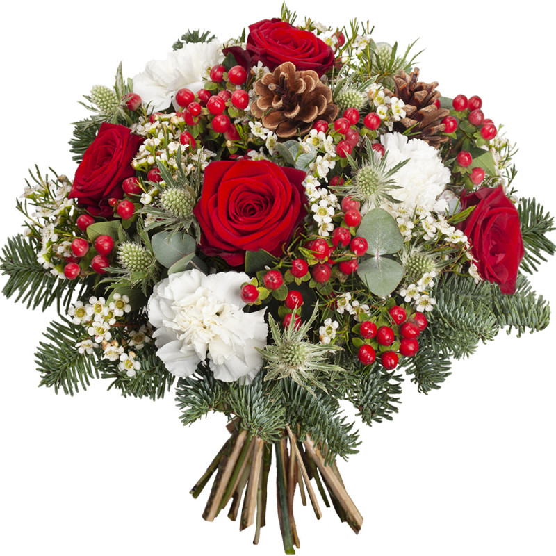 BOUQUET FOR CHRISTMAS - NATURE
