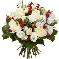 BOUQUET FOR CHRISTMAS - WINTER