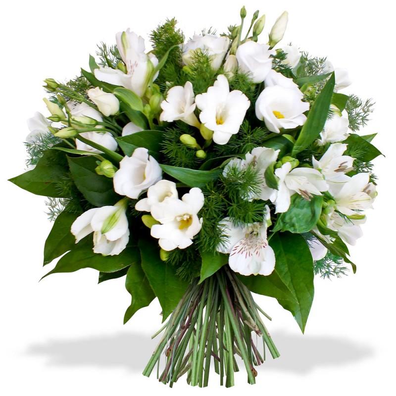 FLOWERS BOUQUET ÉCLAT NATUREL