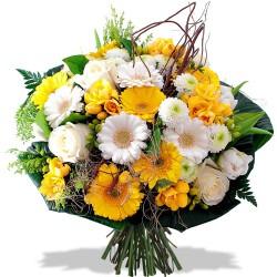 FLOWERS BOUQUET PLAISIR DE FLEURS