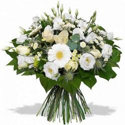 FLOWERS BOUQUET VIVE LES MARIÉS