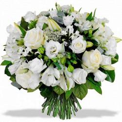 WEDDING FLOWERS BOUQUET OPALIN