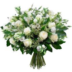 WEDDING FLOWERS BOUQUET NUAGE D'AMOUR