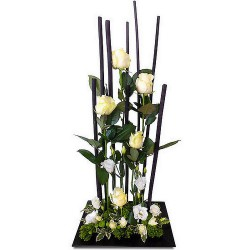 WEDDING FLOWERS ROSES ÉLÉGANCE