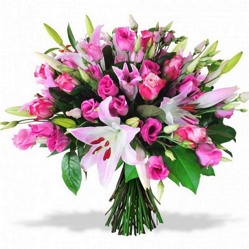 Fleurs Mariage Bouquet D Amour Rose