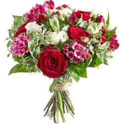 FLOWERS BOUQUET GLAMOUR