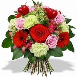 FLOWERS BOUQUET SUBTILE SÉDUCTION