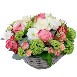 FLOWERS COMPOSITION BERLINGOT