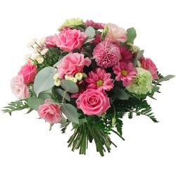 FLOWERS BOUQUET DOUCEUR PASTEL