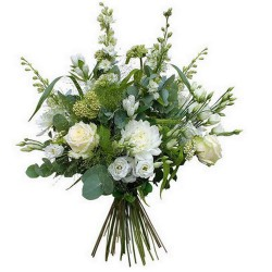 FLOWERS BOUQUET BIANCA