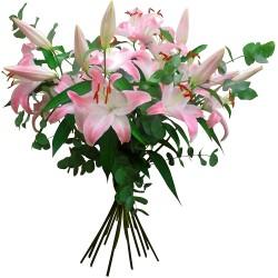 FLOWERS BOUQUET DÉLICAT DE LYS
