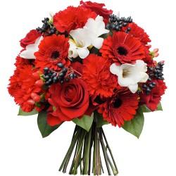 FLOWERS BOUQUET GRENADE