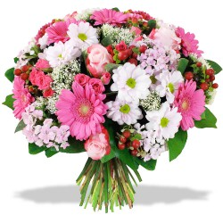 DOM-COM FLOWERS BOUQUET ARIANE