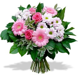 EXO FLOWERS BOUQUET PASSION
