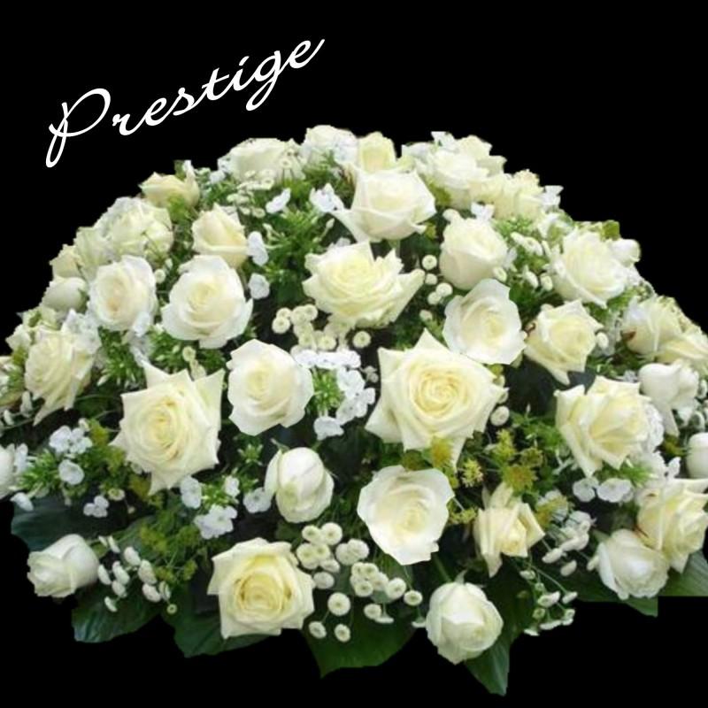 PRESTIGE SYMPATHY CUSHION FLOWERS