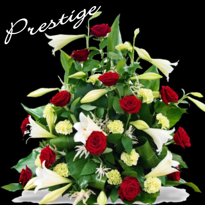ABENSTIA PRESTIGE SYMPATHY FLOWERS