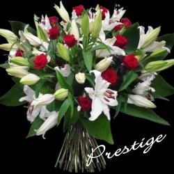 PRESTIGE SYMPATHY FLOWERS BOUQUET GAIA
