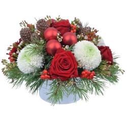 FLOWERS FOR CHRISTMAS - FESTIVE CHRISTMAS