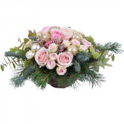 FLOWERS FOR CHRISTMAS - ANGEL