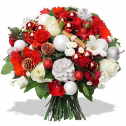 BOUQUET FOR CHRISTMAS - MERRY CHRISTMAS
