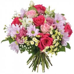 CORSICA FLOWERS BOUQUET BONHEUR