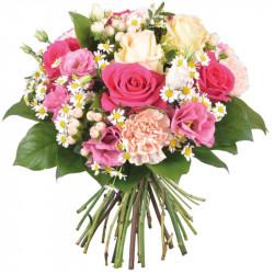 CORSICA FLOWERS BOUQUET SENTIMENT