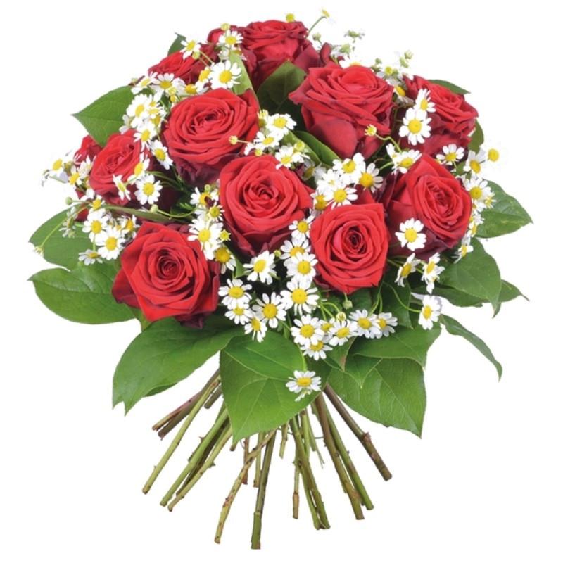FLOWERS BOUQUET IDYLLE