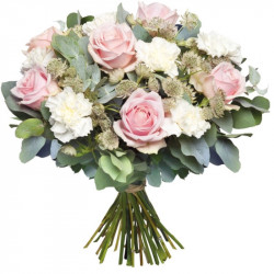 FLOWERS BOUQUET ROMANCE