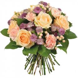 FLOWERS BOUQUET INSTANT PRÉCIEUX