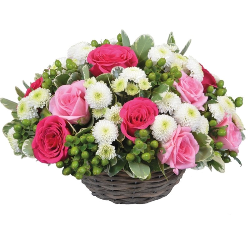 FLOWERS COMPOSITION CHARLESTON