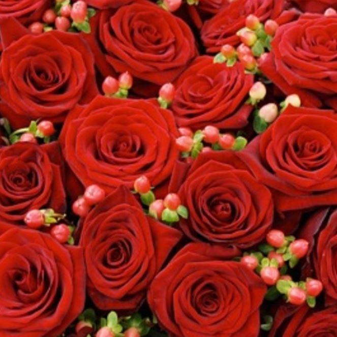 Coeur de fleurs deuil prestige honneur for Livrer des roses