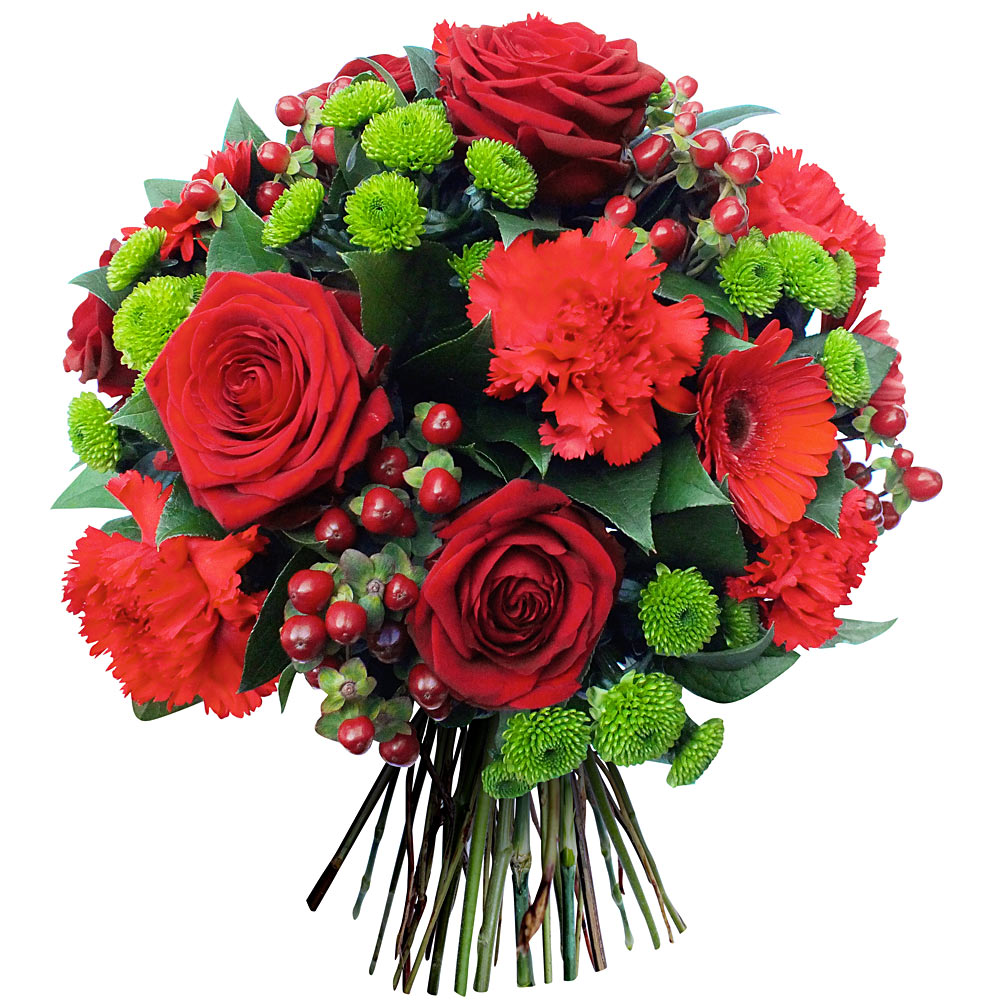 Bouquet fleurs anniversaire REVONNAS