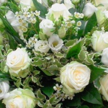 bouquet MARIAGE nuage d' amour