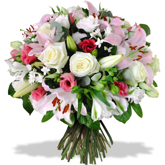 faire livrer des fleurs SERVIGNAT