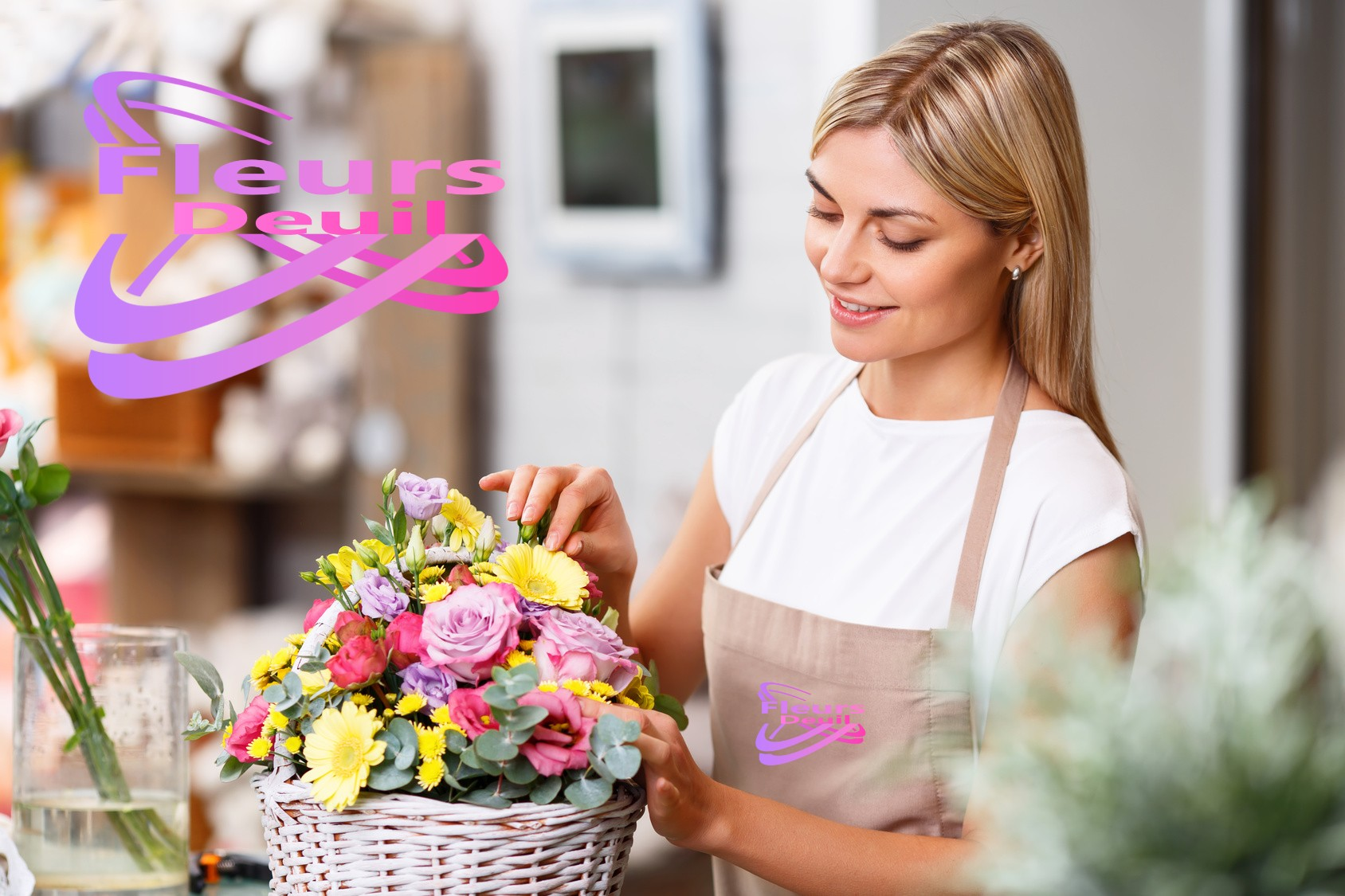 Fleurs livraison fleurs deuil for Livraison fleurs rennes
