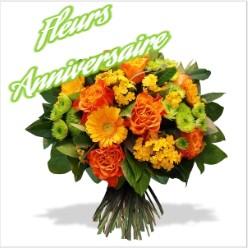 livraison fleurs anniversaire