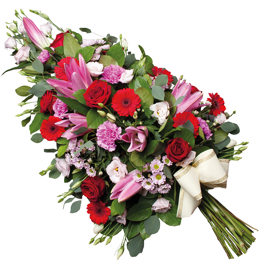French Guyana sympathy flowers