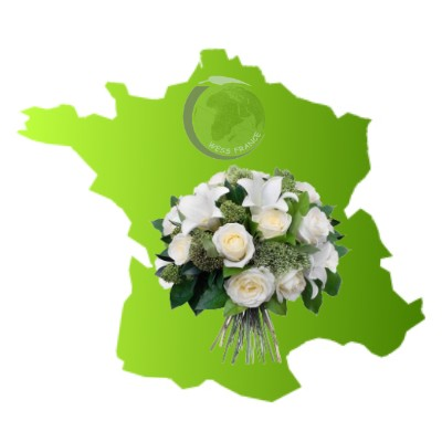 FLOWERS DELIVERY IN FRANCE